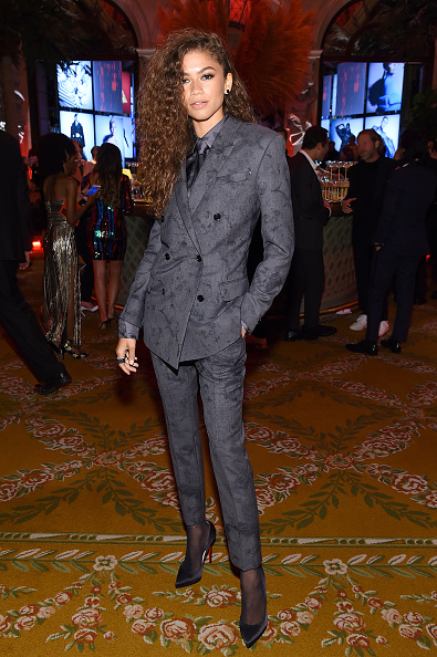 """Suit「Harper's BAZAAR Celebrates """"ICONS By Carine Roitfeld"""" At The Plaza Hotel Presented By Cartier - Inside」:写真・画像(2)[壁紙.com]"""
