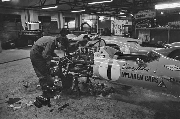 Mechanic「McLaren Ford」:写真・画像(4)[壁紙.com]