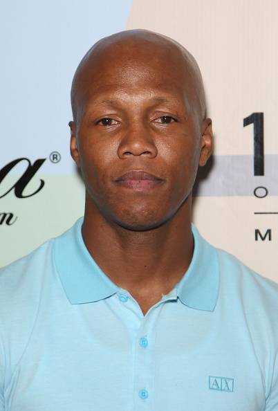 Zab Judah「Coach Woodson Las Vegas Invitational Red Carpet And Pairings Party」:写真・画像(9)[壁紙.com]
