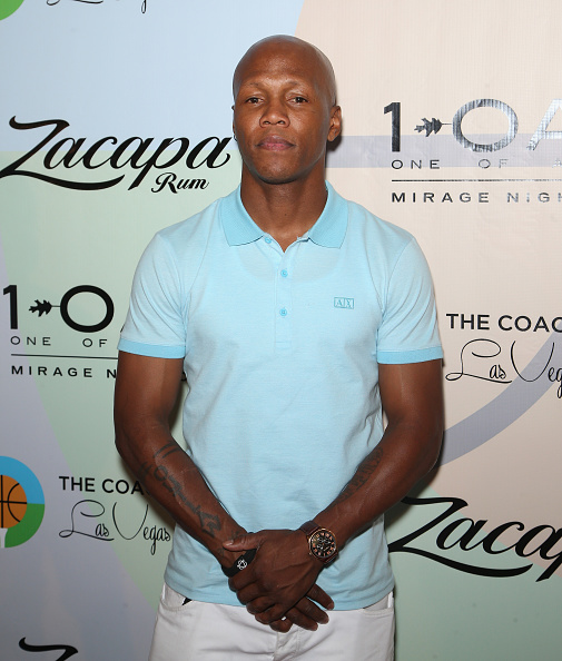 Zab Judah「Coach Woodson Las Vegas Invitational Red Carpet And Pairings Party」:写真・画像(10)[壁紙.com]