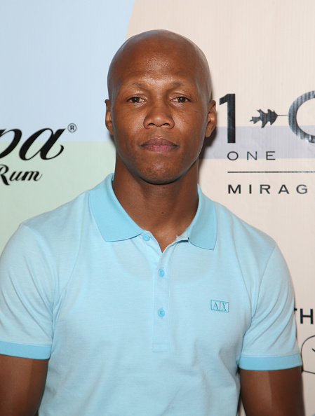 Zab Judah「Coach Woodson Las Vegas Invitational Red Carpet And Pairings Party」:写真・画像(7)[壁紙.com]