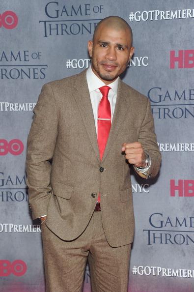 "Miguel Cotto「""Game Of Thrones"" Season 4 New York Premiere - Arrivals」:写真・画像(4)[壁紙.com]"