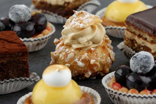Glazed Food「French mignardise」:スマホ壁紙(1)