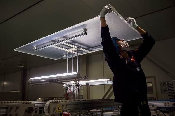 Baoding「Chinese Solar Manufacturer Supplies a Growing Domestic Market」:写真・画像(15)[壁紙.com]