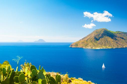 Sicily「Aeolian Islands」:スマホ壁紙(3)