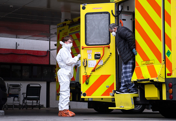 イギリス「UK On Lockdown Due To Coronavirus Pandemic」:写真・画像(7)[壁紙.com]