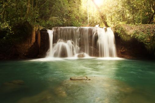 Lagoon「YS Falls in Jamaica」:スマホ壁紙(4)