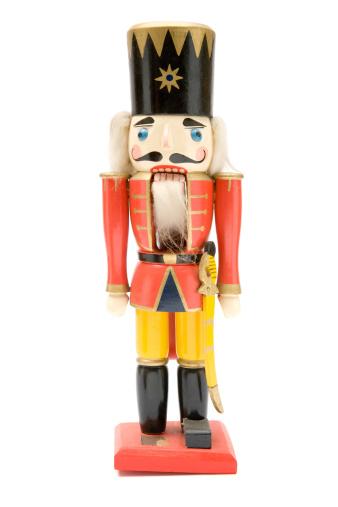 Beard「Vintage Red Nutcracker Soldier」:スマホ壁紙(14)