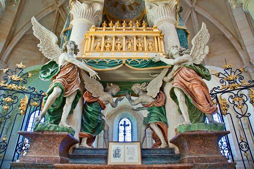 Singer「Pontigny Abbey, Bourgogne (Burgundy), France, Europe」:スマホ壁紙(13)