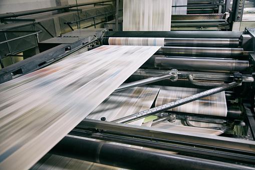 Newspaper「Printing newspapers」:スマホ壁紙(10)
