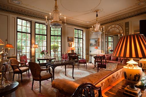 Archival「Georgian apartment in London」:スマホ壁紙(3)