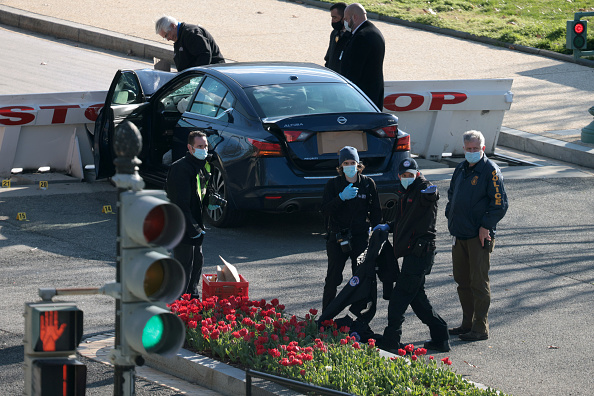 Capitol Hill「U.S. Capitol On Lockdown Due To External Security Threat」:写真・画像(11)[壁紙.com]