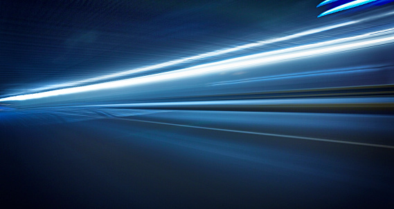 Light - Natural Phenomenon「Motion tunnel」:スマホ壁紙(6)