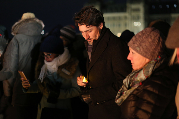 Ottawa「Vigil Held In Ottawa For Victims Of Ukraine International Airlines Crash」:写真・画像(5)[壁紙.com]
