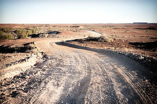 Meteorology「Rough Road Ahead」:スマホ壁紙(9)