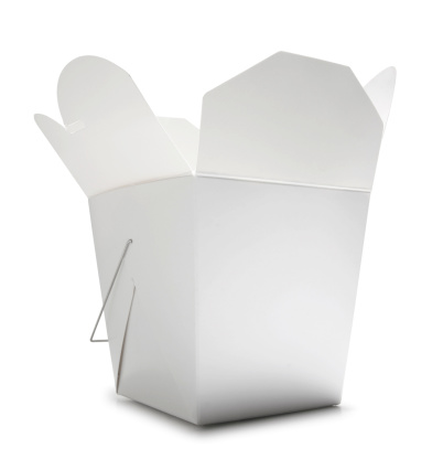 Box - Container「Chinese Food Container」:スマホ壁紙(12)