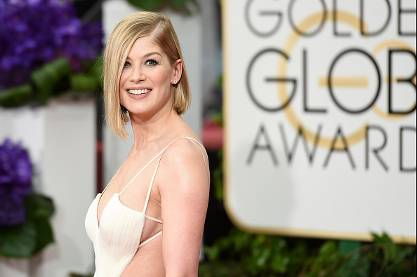 72nd Golden Globe Awards「72nd Annual Golden Globe Awards - Arrivals」:写真・画像(7)[壁紙.com]