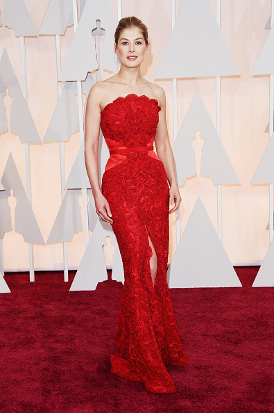 Red Dress「87th Annual Academy Awards - Arrivals」:写真・画像(10)[壁紙.com]