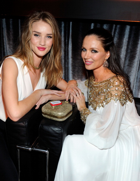 Rosie Huntington-Whiteley「The Weinstein Company's 2012 Golden Globe Awards After Party - Inside」:写真・画像(10)[壁紙.com]