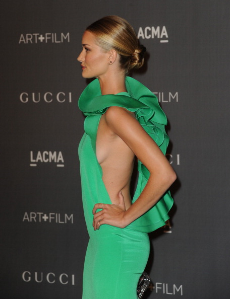 Rosie Huntington-Whiteley「LACMA 2012 Art + Film Gala - Arrivals」:写真・画像(13)[壁紙.com]