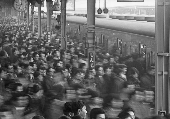 Tokyo - Japan「Shinjuku Station」:写真・画像(11)[壁紙.com]