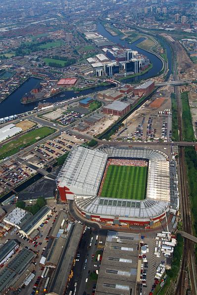 Aerial View「Old Trafford」:写真・画像(10)[壁紙.com]