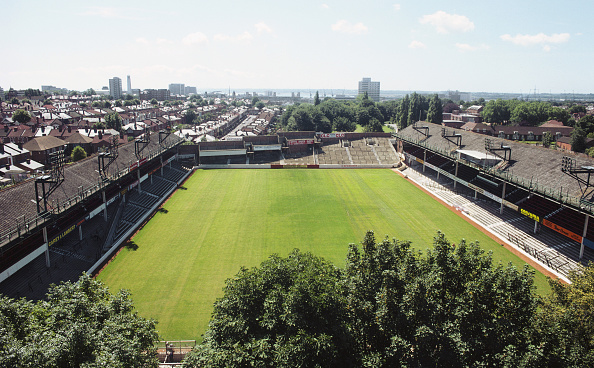 Viewpoint「The Dell Home of Southampton FC 1980」:写真・画像(0)[壁紙.com]