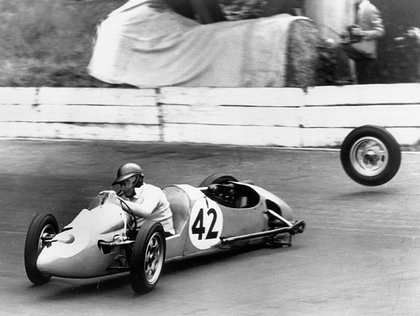 Wheel「1954 Kieft 500Cc At Crystal Palace」:写真・画像(19)[壁紙.com]