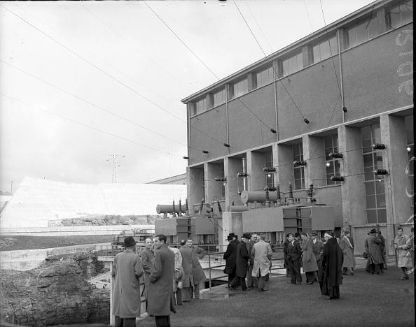 General View「Erne Hydro-Electric Scheme」:写真・画像(19)[壁紙.com]
