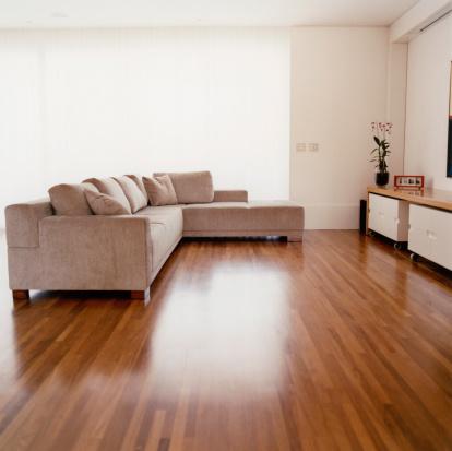 フローリング「Modern Living Room」:スマホ壁紙(16)