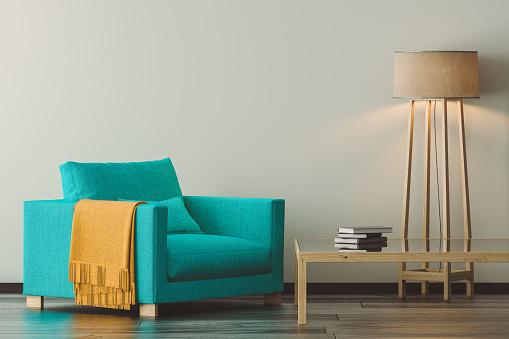 Multi Colored「Modern Living Room Detail」:スマホ壁紙(12)