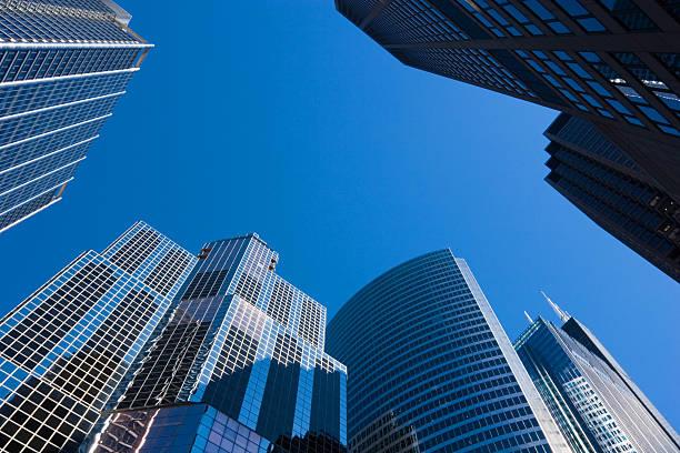 Office Buildings - Chicago:スマホ壁紙(壁紙.com)