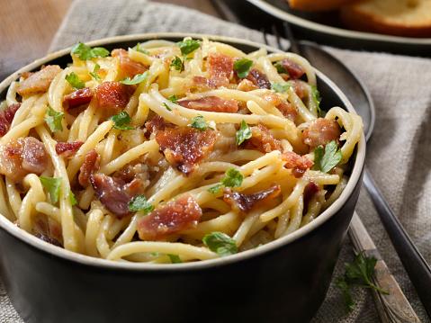 North America「Spaghetti Carbonara」:スマホ壁紙(14)