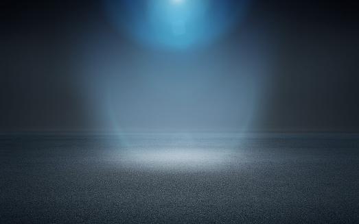 Gray Background「Asphalt studio backdrop」:スマホ壁紙(4)