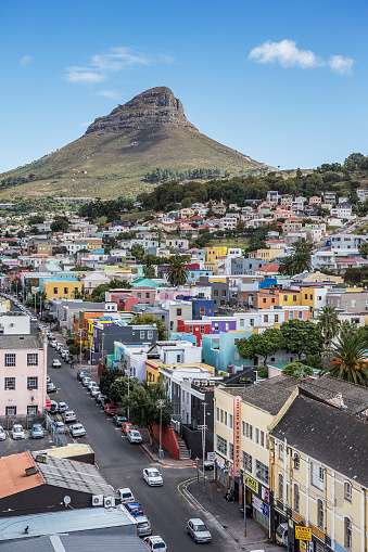 Malay Quarter「Cape Town」:スマホ壁紙(4)