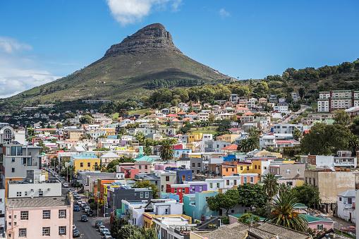 Malay Quarter「Cape Town」:スマホ壁紙(1)