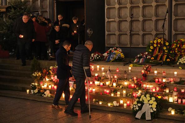 2016 Berlin Christmas Market Attack「Berlin Commemorates 2016 Christmas Market Terror Attack」:写真・画像(13)[壁紙.com]