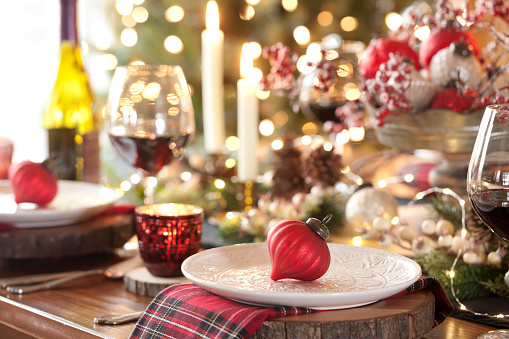 Christmas「Christmas Holiday Dining」:スマホ壁紙(2)