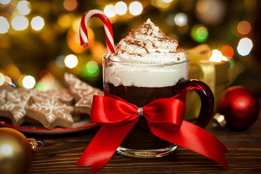 Mint Leaf - Culinary「Christmas Hot Chocolate」:スマホ壁紙(11)