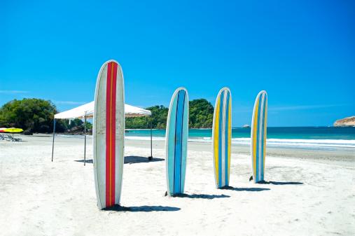 Costa Rica「Surf and sea」:スマホ壁紙(6)