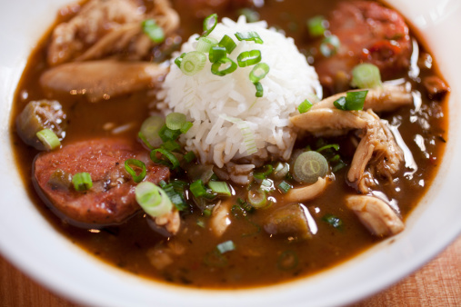 Andouille「Chicken gumbo」:スマホ壁紙(1)