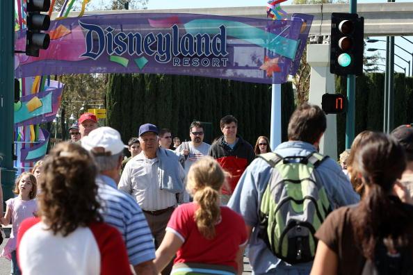 Entrance「Disney Restructuring To Bring Layoffs」:写真・画像(11)[壁紙.com]