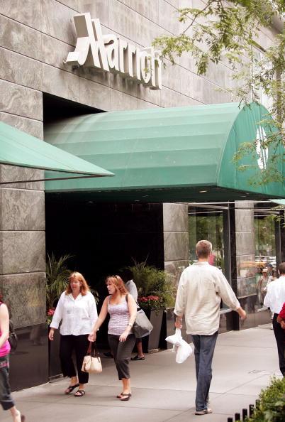 Scott Olson「Marriott Hotels To Ban Smoking」:写真・画像(0)[壁紙.com]
