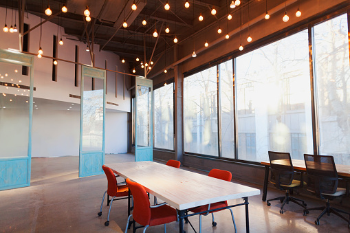 New Business「Co-working space contemporary design office」:スマホ壁紙(2)