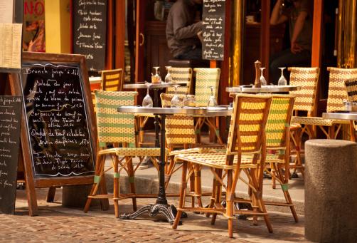 France「Restaurant in Paris」:スマホ壁紙(13)
