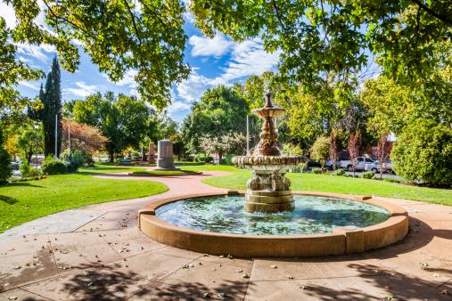 Paving Stone「Hankinson Fountain Narrandera」:スマホ壁紙(7)