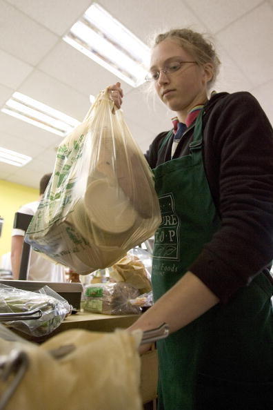 David Paul Morris「San Francisco To Ban Non-Recyclable Plastic Bags」:写真・画像(13)[壁紙.com]
