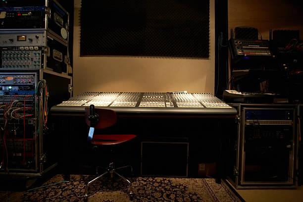 music Recording studio:スマホ壁紙(壁紙.com)
