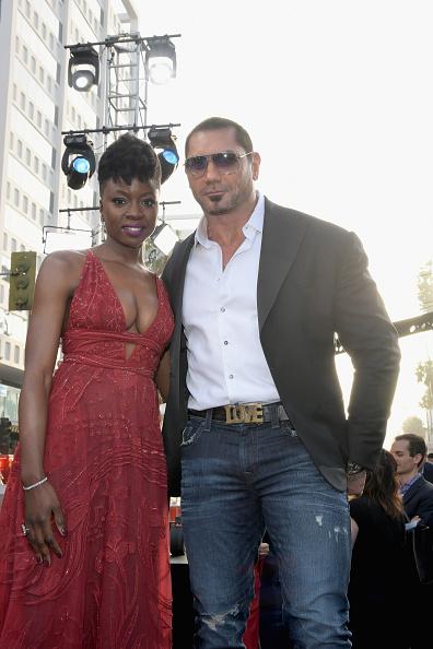 "Awe「Los Angeles Global Premiere for Marvel Studios' ""Avengers: Infinity War""」:写真・画像(2)[壁紙.com]"