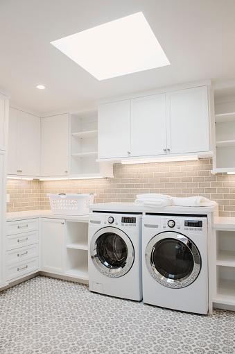Laundry「Modern laundry room」:スマホ壁紙(4)